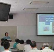 メーカーとともに勉強会を開催し、常に最新の技術を保っています。
